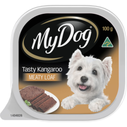 Photo of My Dog Tasty Kangaroo Meaty Loaf 100g