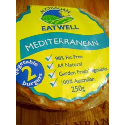 Photo of Eatwell Burger Mix Veg 500g