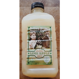 Photo of Ashley River Organic Juice Lime Apple 1L