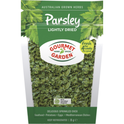 Photo of Gourmet Garden Lightly Dried Parsley 8g