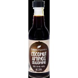 Photo of Ceres Organics Coconut Aminos Seasoning 250ml