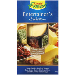 Photo of Chrystal Fresh Entertainers Selection 365g