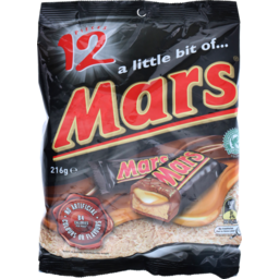 Photo of Mars 12 Pieces 216g