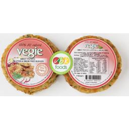 Photo of Vegie Magic Vegie Burgers Gluten Free 2pk 200gm