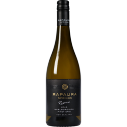 Photo of Rapaura Springs Reserve Pinot Gris 750ml