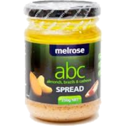 Photo of Melrose Abc Spread 250g