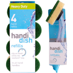 Photo of Vileda Refill Handidsh Heavy Duty 4pk