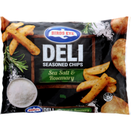 Photo of Birds Eye Deli Seas Chips Sea Salt Rosemary 600g