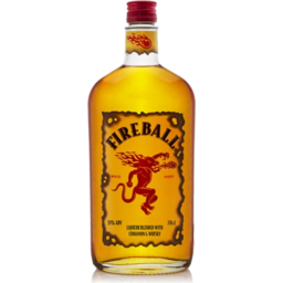 Photo of Fireball Cinnamon Whiskey