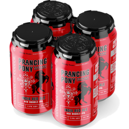 Photo of Prancing Pony India Red Iipa Can