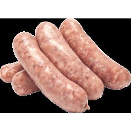 Photo of Fresh Nz Pork Sausages
