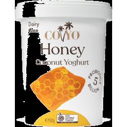 Photo of Coyo - Honey Yoghurt - 500g