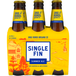 Photo of Gage Roads Single Fin Summer Ale 6x330ml