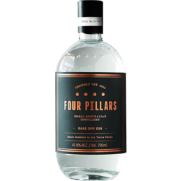Photo of Four Pillars Rare Dry Gin