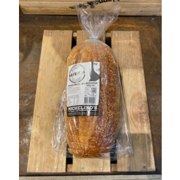 Photo of Michelino's Wholemeal Sourdough Sliced 450g
