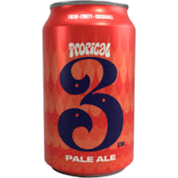 Photo of 3 Ravens Tropical Pale 6*375ml