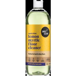 Photo of Simply Clean  Floor Cleaner – Lemon Myrtle