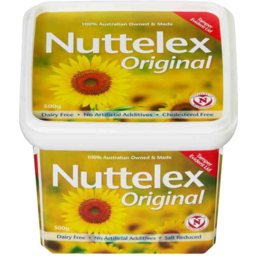 Photo of Nuttelex Margarine Polyunsaturated 500g