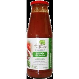 Photo of Global Organics Tomato Passata with Bail