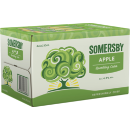 Photo of Somersby Apple Cider Stubbies