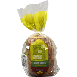 Photo of Healthybake Organic Superfood Sourdough 600gm