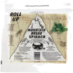 Photo of Mountain Bread Spinach 200g