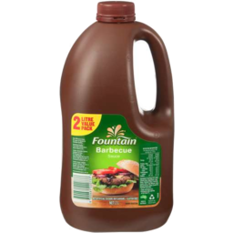 Photo of Fountain BBQ Sauce 2Litre