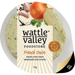 Photo of Wattle Valley Fruit Cheese French Onion 110gm
