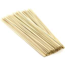 Photo of Bamboo Skewers 25cm 130 Pc