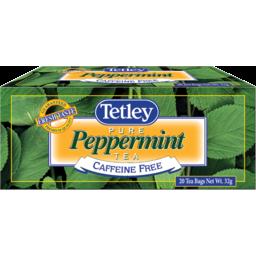 Photo of Tetley Peppermint Tea
