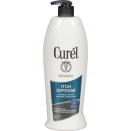 Photo of Curel Itch Defense Dry, Itchy Skin Fragrance-Free Lotion