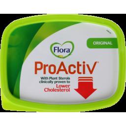 Photo of Flora Proactiv Cholesterol Lowering Spread Original 500g