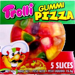 Photo of Trolli Gummi Pizza 15.5gm