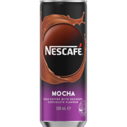 Photo of Nescafe Mocha 250ml