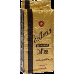 Photo of Vittoria Coffee Espresso Ground Coffee 500g
