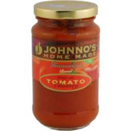 Photo of Johnnos Chutney W/Attitude 400g
