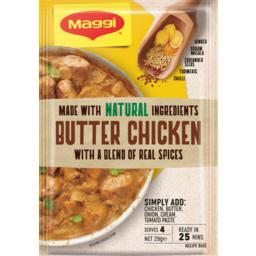 Photo of Maggi Butter Chicken 29g