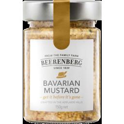 Photo of Beerenberg Bavarian Mustard 150g