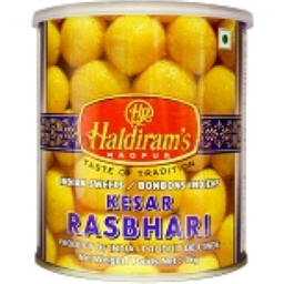 Photo of Haldiram's Kesar Rasbhari 1kg