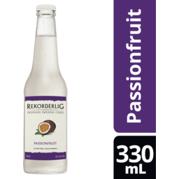 Photo of Rekorderlig Passionfruit Bottles
