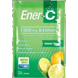 Photo of Ener-C Vitamin C Lemon Lime
