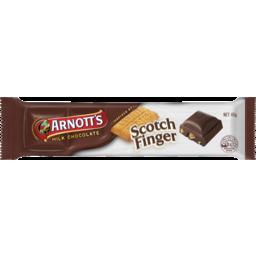 Photo of Arnott's Arnott'S Chocolate Bar Scotch Finger 45g