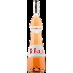 Photo of Billette Cotes De Provence Rose 750ml