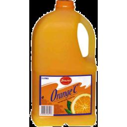 Photo of Brownes Orange C Fruit Drink 3