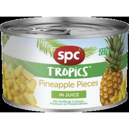 Photo of Spc Tropics Pineapple Pieces In Juice 227g