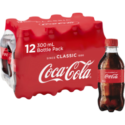 Photo of Coca Cola Drink 300ml 12pk