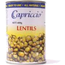 Photo of Capriccio Lentils 400g
