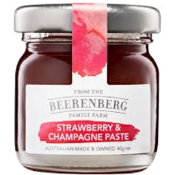 Photo of Beerenberg Paste Strawberry Champagne 40gm