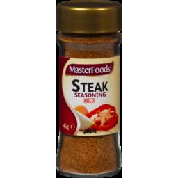 Photo of Masterfoods Seasoning Steak 45g