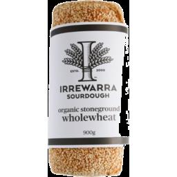 Photo of Irrewarra Sourdough Organic Wholewheat 900gm